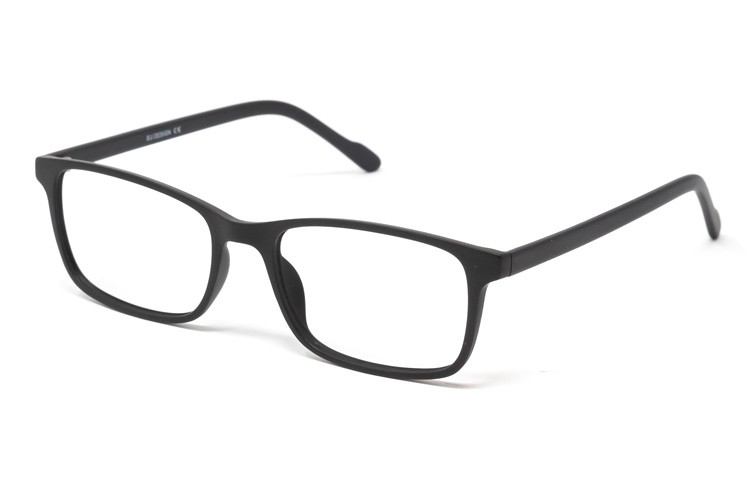 Gafa graduada Brady - gafa de pasta negra