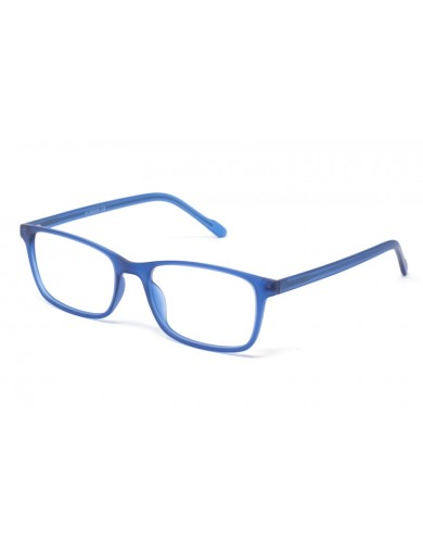 Gafa graduada Brady - gafa de pasta azul