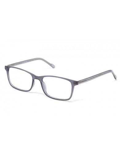 Gafa graduada Brady - gafa de pasta gris