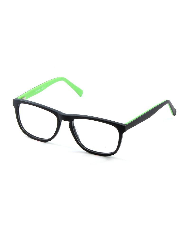 Gafa graduada - Gafa de pasta negra y verde
