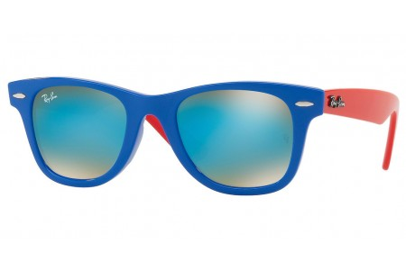 Ray ban junior 9066S en color 7039B7