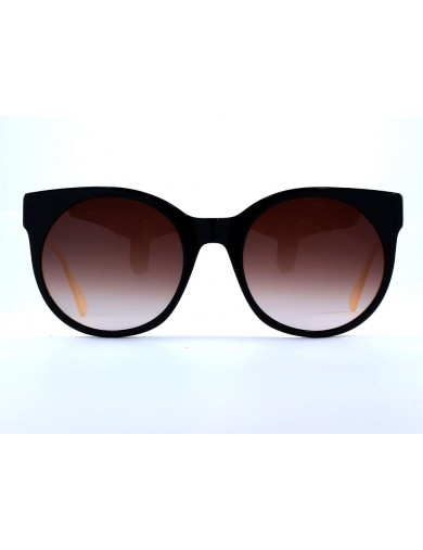 Gafa de sol Chance Cleo en color marrón con cristales degradados marrones