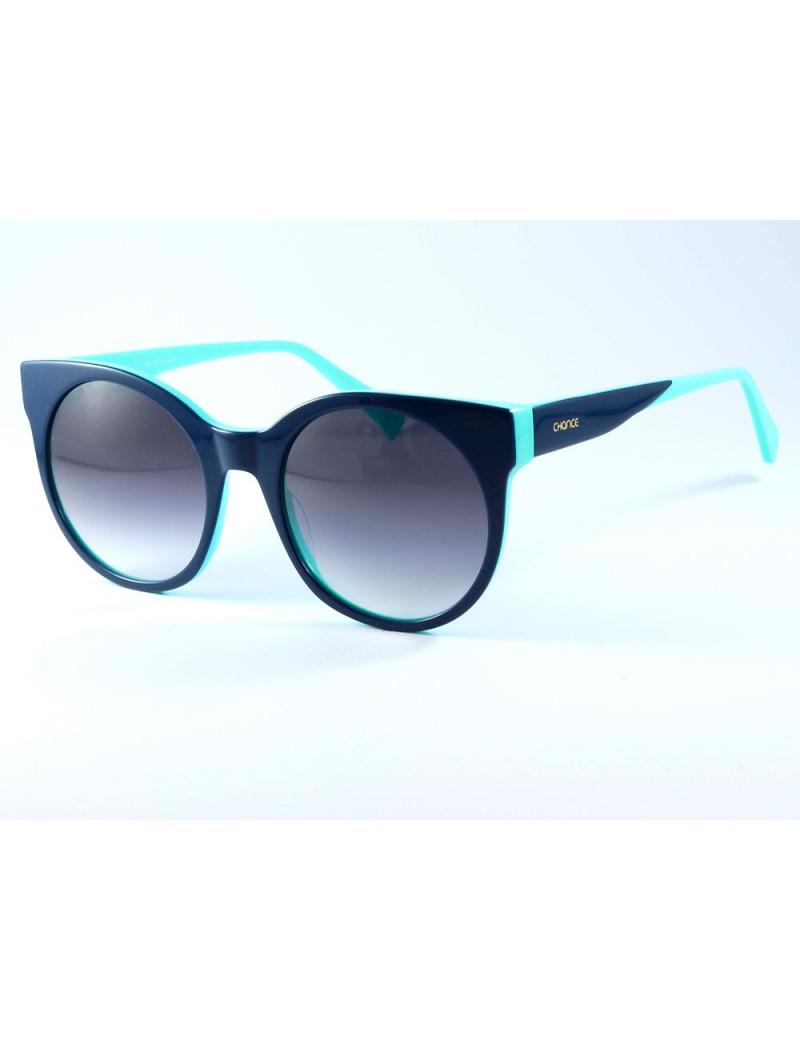 Gafa de sol Chance en color azul con cristales grises degradados
