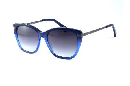 Gafa de sol Chance Constance en color azul con lentes degradadas grises