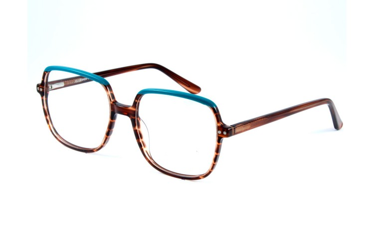 Gafa Chance Urban U007 en color marrón y azul