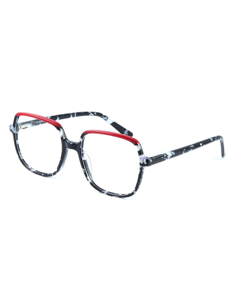 Gafa Chance Urban U007 en color negro y rojo