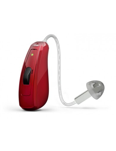 Audífono GN Resound Linx Quattro 9 en formato retroauricular RIE recargable