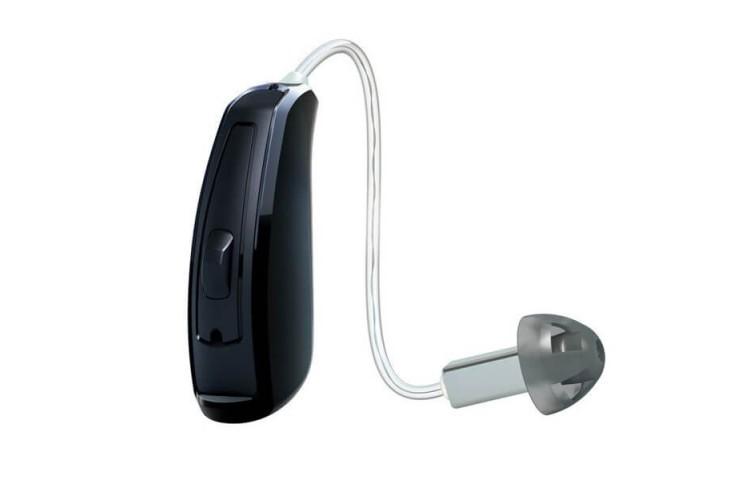 Audífono GN Resound Linx Quattro 9 en formato retroauricular RIE
