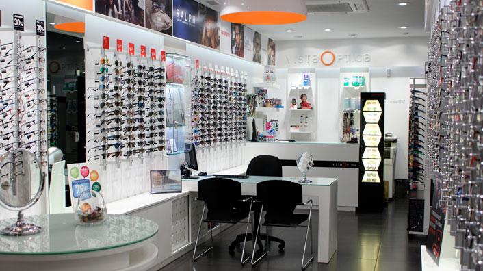 Nuestro centro óptico en C/ Progres  86 en L'Hospitalet de Llobregat