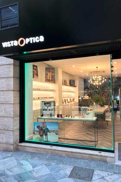 Centro óptico franquiciado a VISTAOPTICA en Murcia