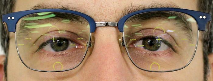 En centrar bé unes lents graduades aconseguim la millor visió del pacient.