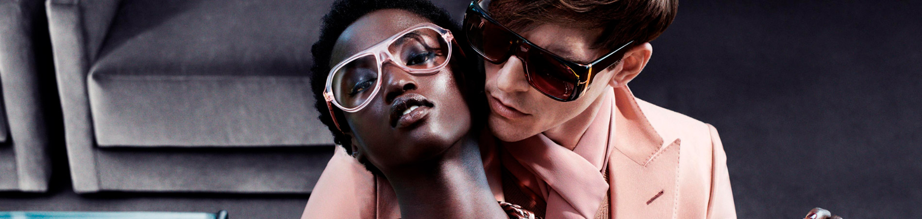 Gafas de sol del diseñador Tom Ford